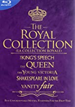 The Royal Collection: The King Speech / The Queen / The Young Victoria / Shakespeare In Love / Vanity Fair