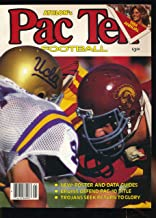 Athlon's Pac Ten Football : Terry Donahue Converts UCLA ; Prediction with Bo Jackson its Auburn ; Great Rivalries Georgia vs Florida; UNLV and Randall Cunningham (1984 Journal)