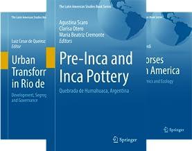 The Latin American Studies Book Series (20 Book Series)