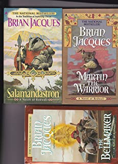 Tales From Redwall: Salamandastron, Martin The Warrior and The Bellmaker