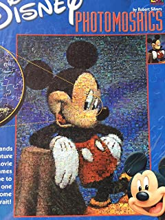Best mickey mouse photomosaic puzzle Reviews