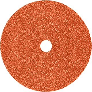 40+ YF-Weight Polyester Film Backing Precision Shaped Ceramic Grain Abrasive Grit Cubitron II 64418 3M Flap Disc 969F T29 4-1//2 x 7//8 in 4.5 Diameter Giant