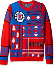 NBA Patches Ugly Sweater - Pick Team