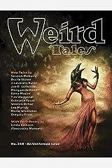 Weird Tales #364 Kindle Edition