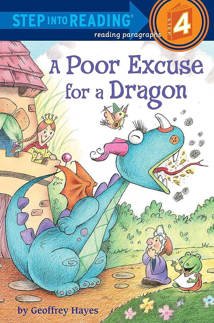 注意プレビューパーフェルビッドA Poor Excuse for a Dragon (Step into Reading) (English Edition)