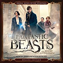 Fantastic Beasts And Where To Find Them Sdtrk