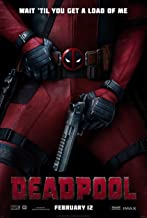 newhorizon Deadpool Movie Poster 17'' x 25'' NOT A DVD