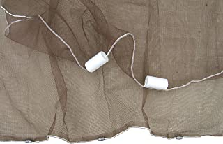 Ranger 1/8-Inch Mesh Minnow Seine Net (4-Feet x 6-Feet)