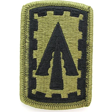 Sew on Type #74 New 108th Air Defense Artillery Brigade Full Color Unit Patch