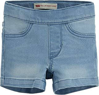 Levi's Girls' Pull On Shorty Shorts