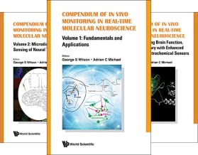 Compendium of in Vivo Monitoring in Real-time Molecular Neuroscience (3 Book Series)