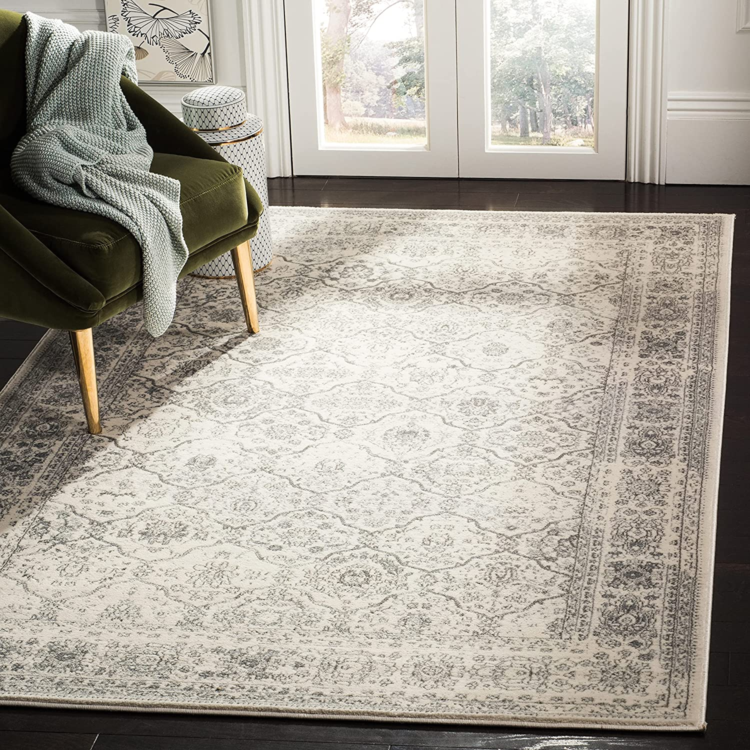 Safavieh Carnegie Collection CNG691K Discount is also underway Distressed Non-Shed Inexpensive Vintage