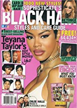 Sophisticate's Black Hair Styles And Care Guide July August 2018