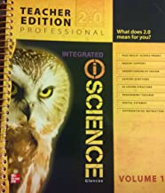 Glencoe Integrated iScience, Course 3, Grade 8, Vol. 1, Teacher Edition