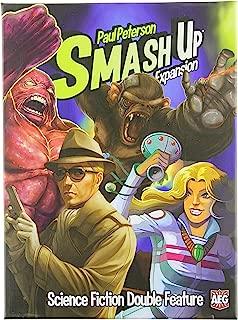smash up science fiction