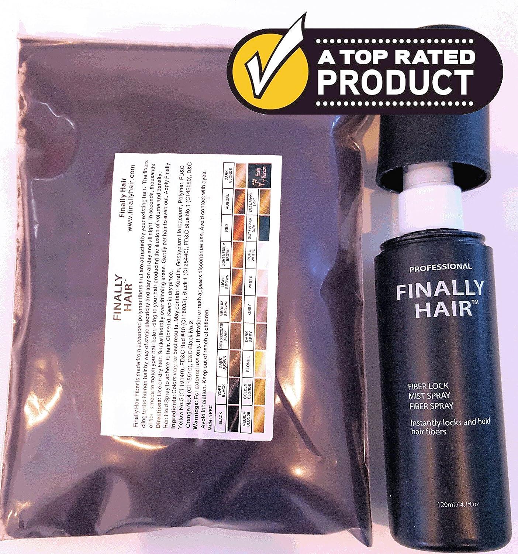 Hair Building Fibers Manufacturer regenerated product Max 45% OFF 50 Gram Refill Strong 4.1 Plus Fiber Loc oz