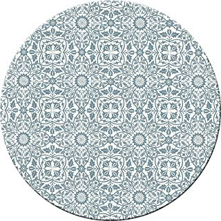 Best round hard placemats Reviews