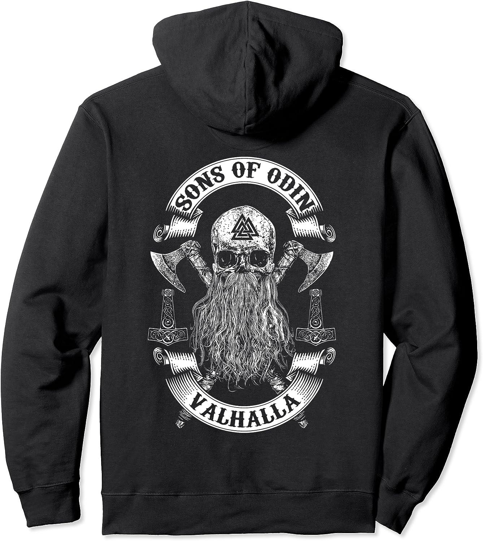 VIKINGS RISE-SONS OF ODIN Vikings Nordish Odin Thor D/ébardeur