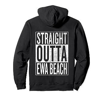 Amazon com: Straight Outta Ewa Beach Travel Gift Idea