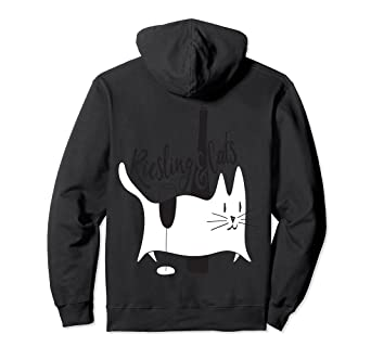 Amazon Com Riesling Cats Swea For Woman Long Sleeve Tee For Clothing