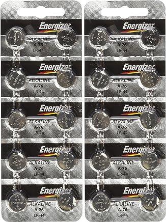 Energizer LR44 1.5V Button Cell Battery 20 Pack