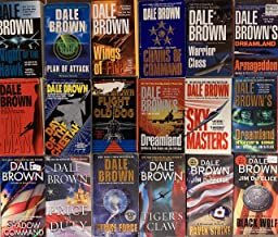 Dale Brown Action Novel Collection 18 Book Set