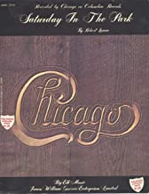 Saturday in the Park Piano, Vocal Guitar (As Recorded by Chicago