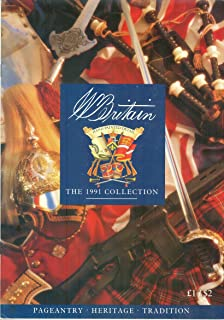 The W. Britain 1991 Collection