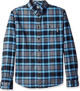 Men's Northboat Long Sleeve Flannel Shirt