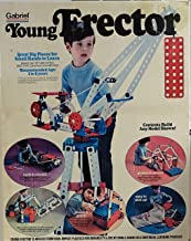 Erector Young Set by Gabriel Vintage 1973