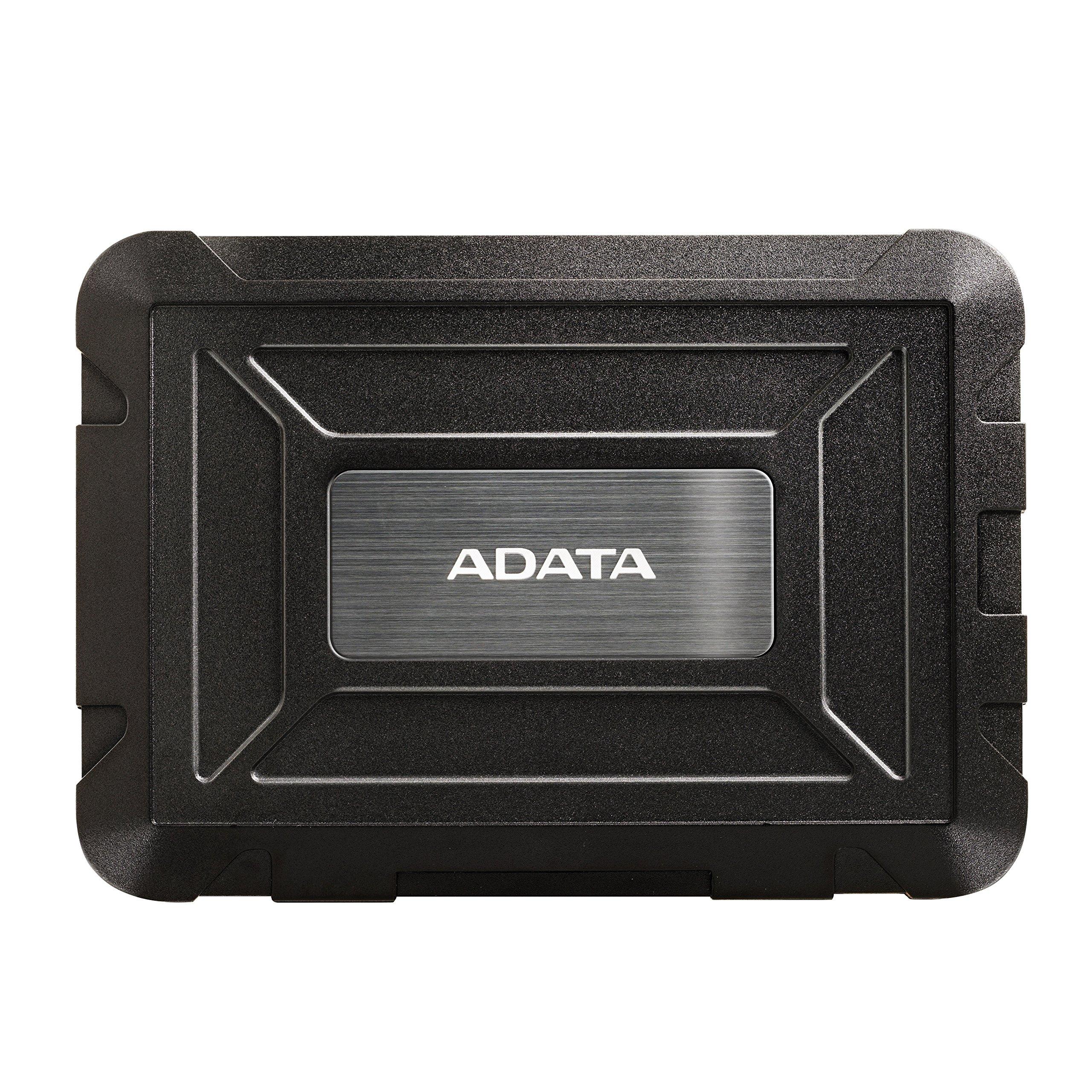 ADATA Tool Free Waterproof Shockproof AED600 U31 CBK