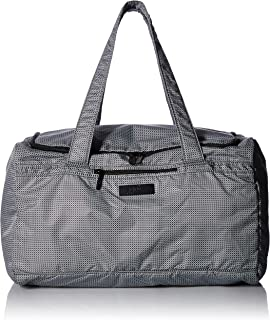 JuJuBe Starlet Large Overnight Duffle Bag, Onyx Collection - Black Matrix