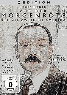 Stefan Zweig: Farewell to Europe Vor der Morgenröte  NON-USA FORMAT, PAL, Reg.2 Germany