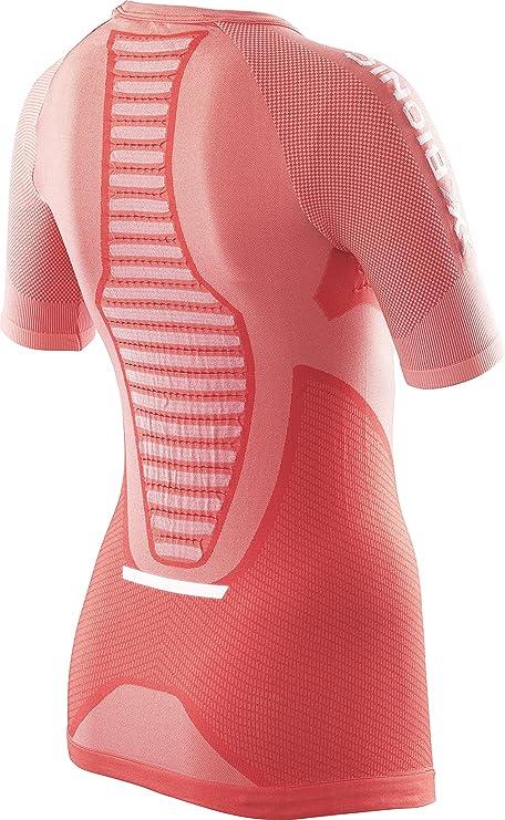 X-Bionic Damen Shirt Running Lady Speed Evo Ow Shirt Sh/_sl.
