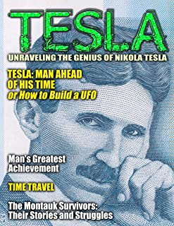 TESLA - Unraveling the Genius of Nikola Tesla