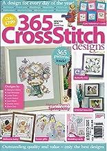 365 Cross Stitch Designs Magazine (Volume 3)