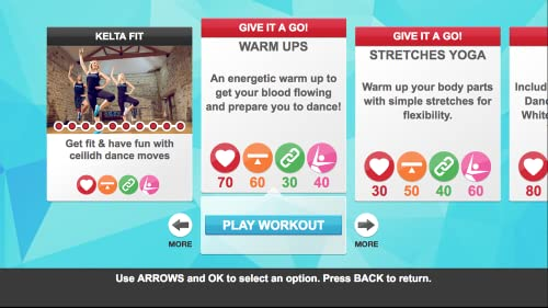 『Dance yourself fit!』の7枚目の画像