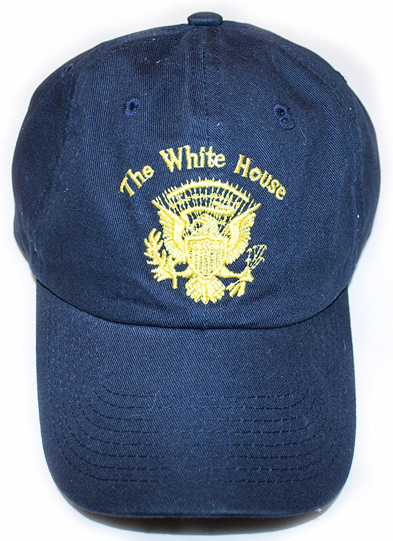Definitely Different Navy White House Baseball Cap
