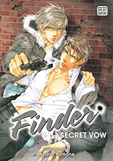 Finder Deluxe Edition: Secret Vow, Vol. 8 (Yaoi Manga)