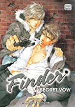 Finder Deluxe Edition: Secret Vow, Vol. 8 (Yaoi Manga)