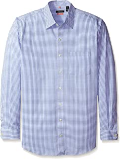 c29878676af31 Van Heusen mens big-tall Big-tall Long Sleeve Studio Button Up Shirt In