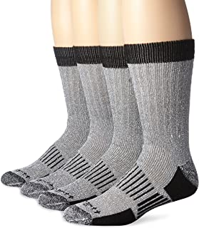 Carhartt Men's A118-4 All Season Work Socks,(Pack of 4)
