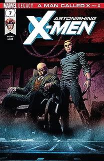 Astonishing X-Men (2017-2018) #7
