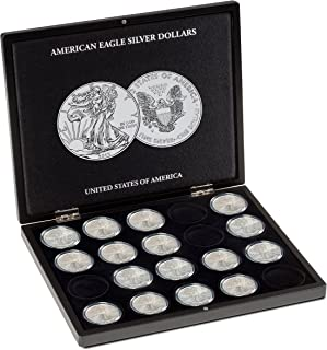 Lighthouse Presentation case for 20 American Eagle Silver Dollars