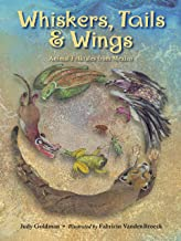Whiskers, Tails & Wings: Animal Folktales from Mexico