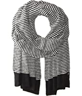 Echo Design - Echo Soft Stretch Mini Stripe Muffler