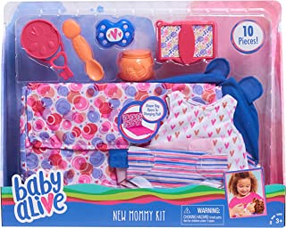 Baby Alive New Mommy Kit Doll Accessories, Multicolor