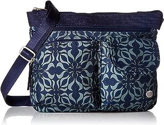 Women's Wanderlust RFID Blocking Eco-Friendly Crossbody Travel Bag