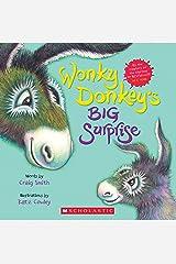 Wonky Donkey's Big Surprise Kindle Edition