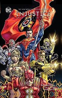 Injustice Gods Among Us Year Five HC Vol 3